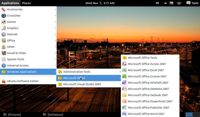 Installed ScreenShot